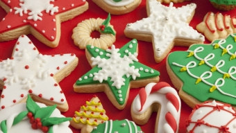 Cutout Sugar Cookies Guaranteed To Hold Their Shape