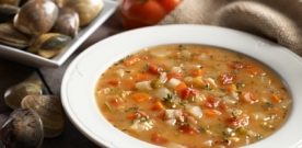 Manhattan Clam Chowder Healthy Eating For Families